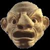 logo EDDD, een masker